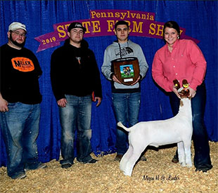 Miller Boer Goats :: Winners